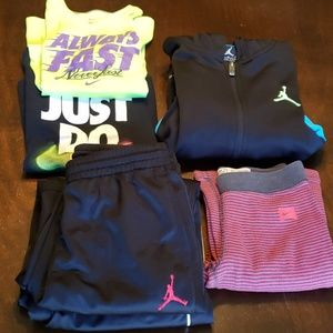Kids Nike / Jordan bundle